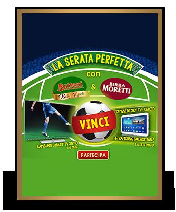 Birra Moretti - La Serata Perfetta