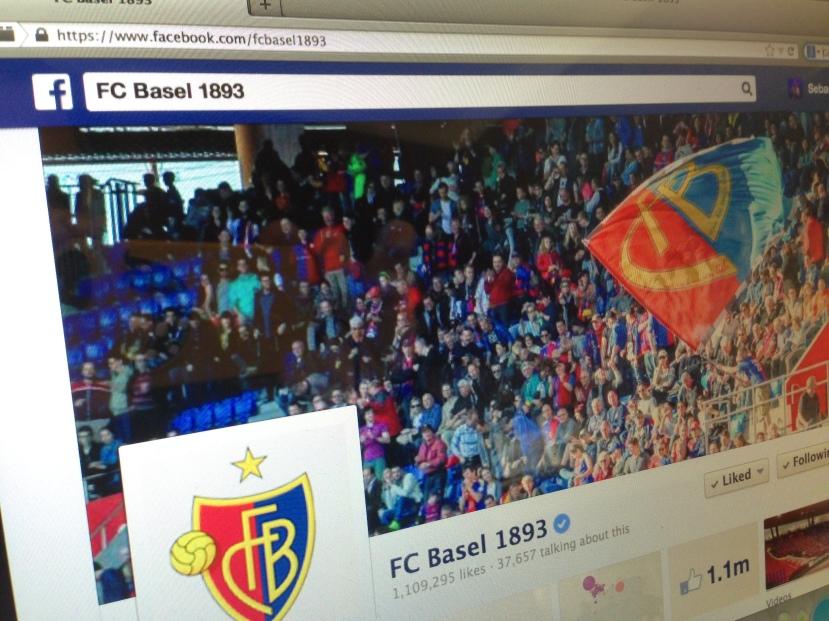 FC Basel on Facebook