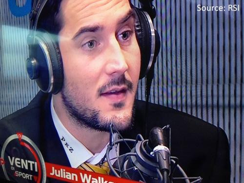 Julian Walker on RSI