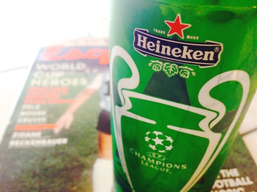 Heineken UEFA Champions League 2014