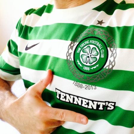 Celtic FC jersey