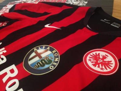 Eintracht Frankfurt jersey 2014/15
