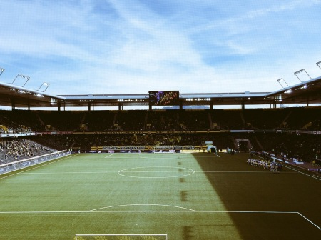 Stade de Suisse, BSC Young Boys vs FC Sion, 8 March 2015 | Photo: Sebastiano Mereu