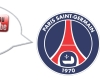 PSG vs FCB: Social Media Comparison title