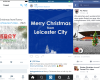 Occasion-based communication for Merry Christmas 2015 | www.footballmarketing.tv