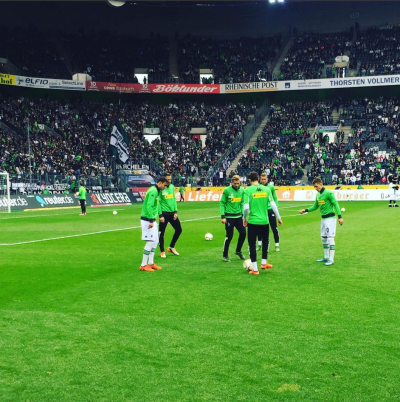 Borussia Moenchengladbach Instagram photo