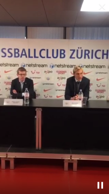 Source: Periscope @fc_zuerich, 'press conference', 7 February 2016